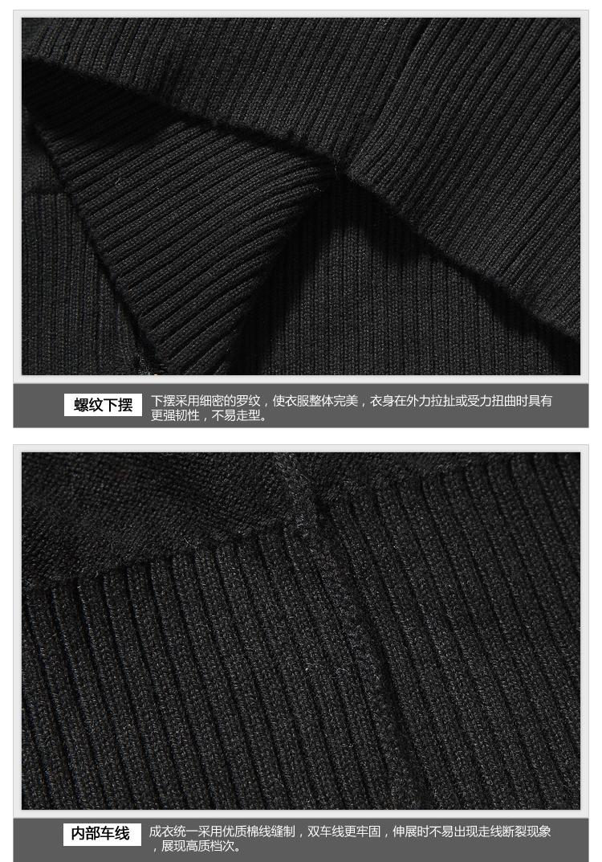 2013秋装yyk男士毛衣 修身针织衫 针织开衫 连帽线衫图片
